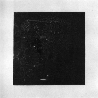 Il quadrato nero Kazimir Malevich