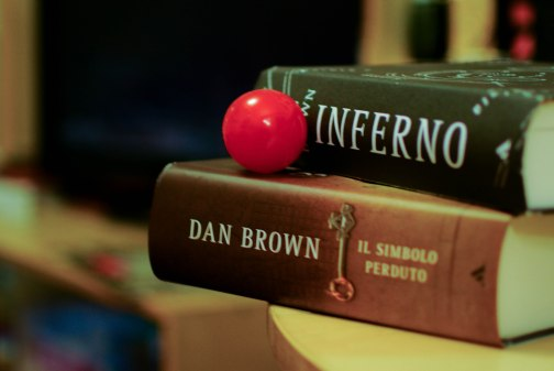 Down Brown Libri