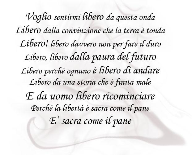 Fabrizio Moro La Pallina Rossa