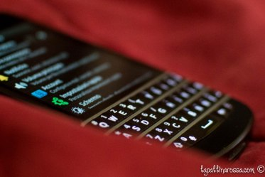 Cellulare letto Rosso