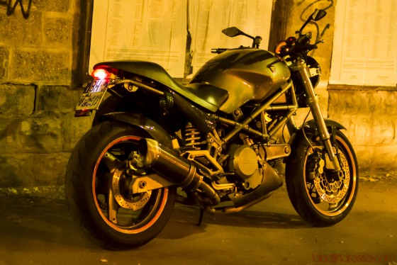 Ducati monster 620 moto blog