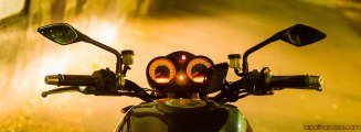 Ducati monster 620 manubrio